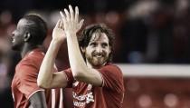 Swansea continue to publicise interest in former midfielder Joe Allen