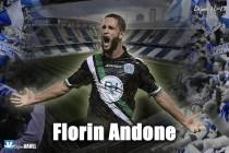 Florin Andone apuntala la delantera deportivista