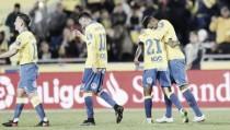 Esto ocurrió en el Málaga CF - UD Las Palmasde la temporada pasada