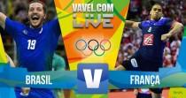 Brasil perde para a França no handebol masculino dos Jogos Olímpicos hoje (27-34)
