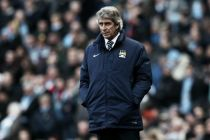 Pellegrini insists he is under no pressure