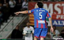 Málaga - Levante: puntuaciones del Levante, jornada 3