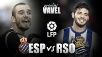 Espanyol - Real Sociedad: primera final