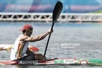 Fernando Pimenta rema até à final Olímpica: medalha na canoagem em perspectiva