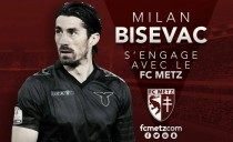 El Metz se hace con Bisevac