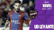 Levante UD 2016/2017: a por el ascenso