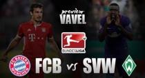 Bayern Munich vs Werder Bremen Preview: Champions begin pursuit of another league title