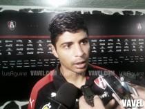 """Luis Robles: """"Nos faltó contundencia"""""""