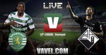 Sporting de Portugal vs Académica en vivo y en directo online