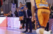 """Carles Duran: """"La segunda parte no ha sido digna del Valencia Basket"""""""