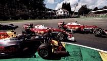 """Sebastian Vettel: """"La parrilla no está contenta con Max Verstappen"""""""