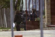 Isabel Pantoja entra en la prisión de Alcalá de Guadaíra