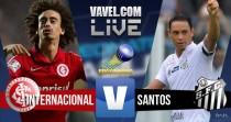 Jogo Santos x Inter AO VIVO online pela Copa do Brasil 2016 (0-0)