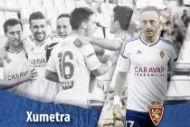 Real Zaragoza 2016/17: Jordi Xumetra