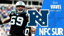 NFC Sur: los Panthers a por el anillo, segundo asalto.
