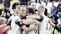 Il Cesena continua a sorprendere. Battuta 1-0 l'Udinese