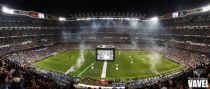 El Bernabéu, un fortín liguero