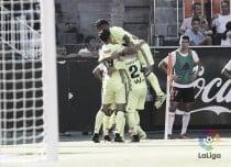 Valencia CF – Real Betis: Puntuaciones del Real Betis, tercera jornada de liga