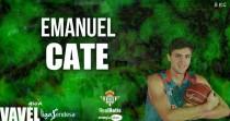 Real Betis Energía Plus: Emanuel Cate