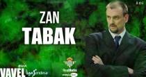 Real Betis Energía Plus: Zan Tabak