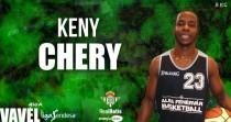 Real Betis Energía Plus: Kenny Chery