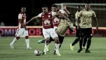 Resultado Santa Fe - Rionegro Águilas en Liga Águila 2016-I (1-0)
