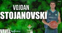 Real Betis Energía Plus: Vodjan Stojanovski