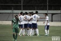 Un gol de Nieto da una sufrida victoria al filial frente al Cuarte