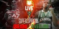 Diretta Macron Supercoppa 2016, finale Sidigas Avellino - EA7 Emporio Armani Milano 72-90, Milano vince la Macron Supercoppa!