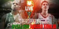 Basket - Supercoppa italiana, le parole dei coach