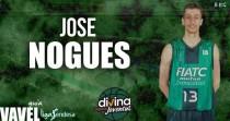 Divina Seguros Joventut 2016/17: José Nogués