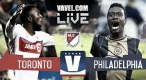 Toronto FC vs Philadelphia Union Live Stream Updates and Results of 2016 MLS (1-1)