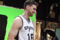 NBA, il Media Day dei San Antonio Spurs