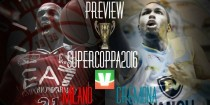 Basket, Macron Supercoppa 2016 - Milano vuole sfatare il tabù Supercoppa, ma attenzione a Cremona