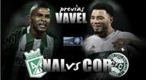 Con jerarquía, Atlético Nacional le ganó 3-1 a Coritiba