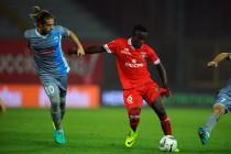 Serie B, Nicastro regala la prima gioia la Perugia: 1-0 alla Spal