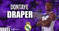 Dontaye Draper Guía Real Madrid Baloncesto