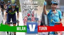 Resultado Milan-Turin: Miguel Ángel López recoge el testigo para Astana