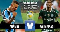 Resultado Grêmio vence Palmeiras pela Copa do Brasil (2-1)