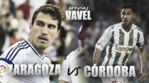 Real Zaragoza - Córdoba CF: La Romareda para recuperar sensaciones