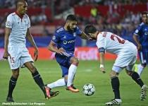 Champions League, gruppo H: Siviglia di misura. 1-0 e primato
