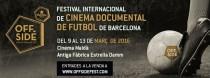 OffsideFest: festival de cine documental futbolístico