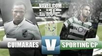 Resultado Vitória Guimarães vs Sporting CP en vivo online en Liga NOS 2016