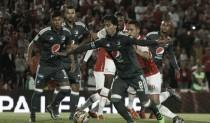 Resultado Millonarios - Santa Fe en Liga Águila 2016-I (2-0)