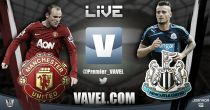 Manchester United vs Newcastle en vivo y en directo online
