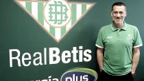 Alejandro Martínez, nuevo técnico del Real Betis Energía Plus