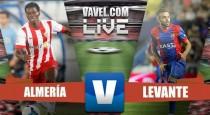 Almería y Levante firman un empate a errores en los Juegos Mediterráneos