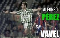 """Entrevista. Alfonso Pérez: """"Algún día las vidas de Alfonso y del Betis se volverán a cruzar"""""""
