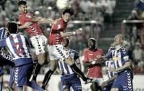 Nàstic - Alavés: un Primera llega a Tarragona