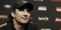 """Juan Antonio Pizzi: """"Estamos contentos por como llegamos"""""""
